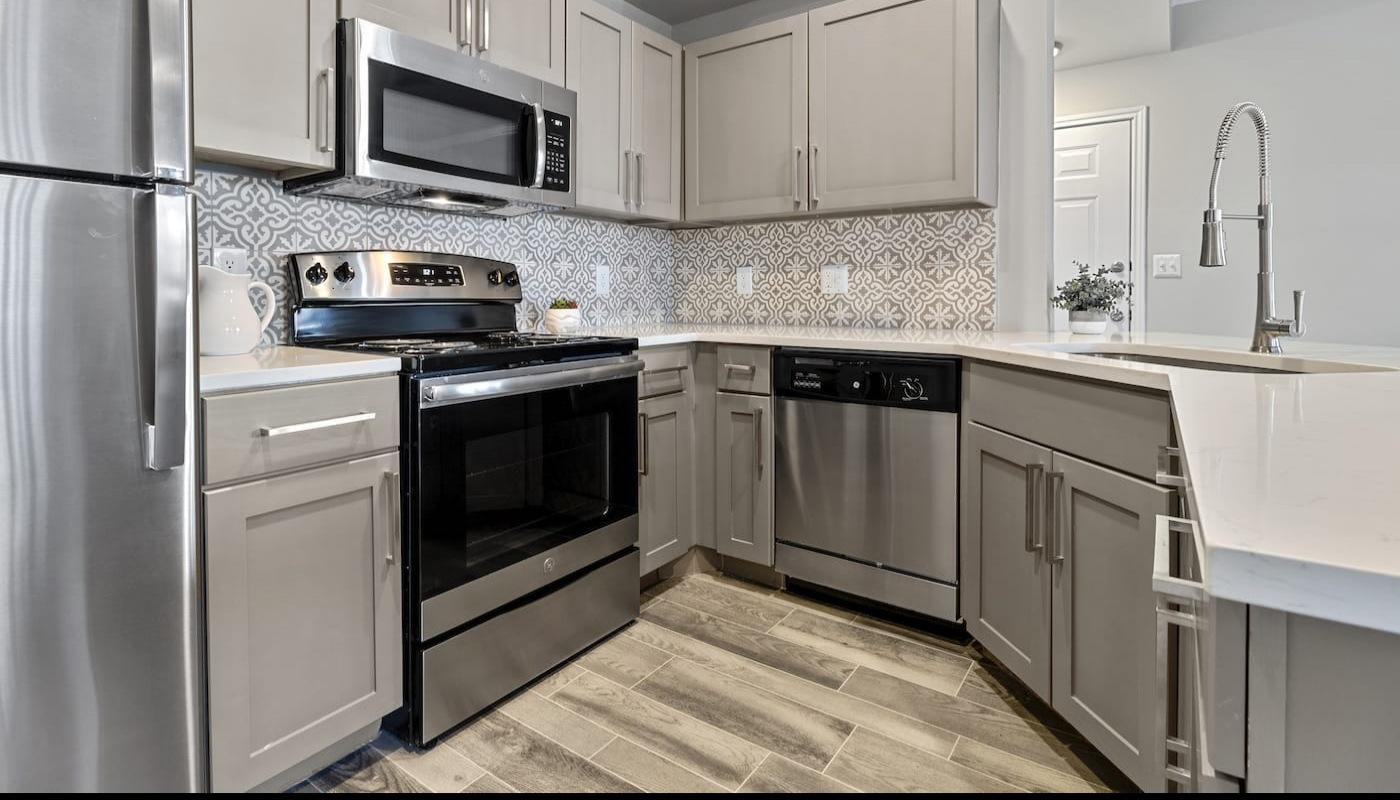 Charleston Kitchen Area