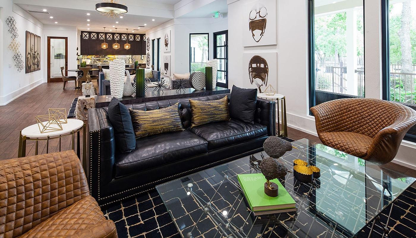 Stone Brook Living Area