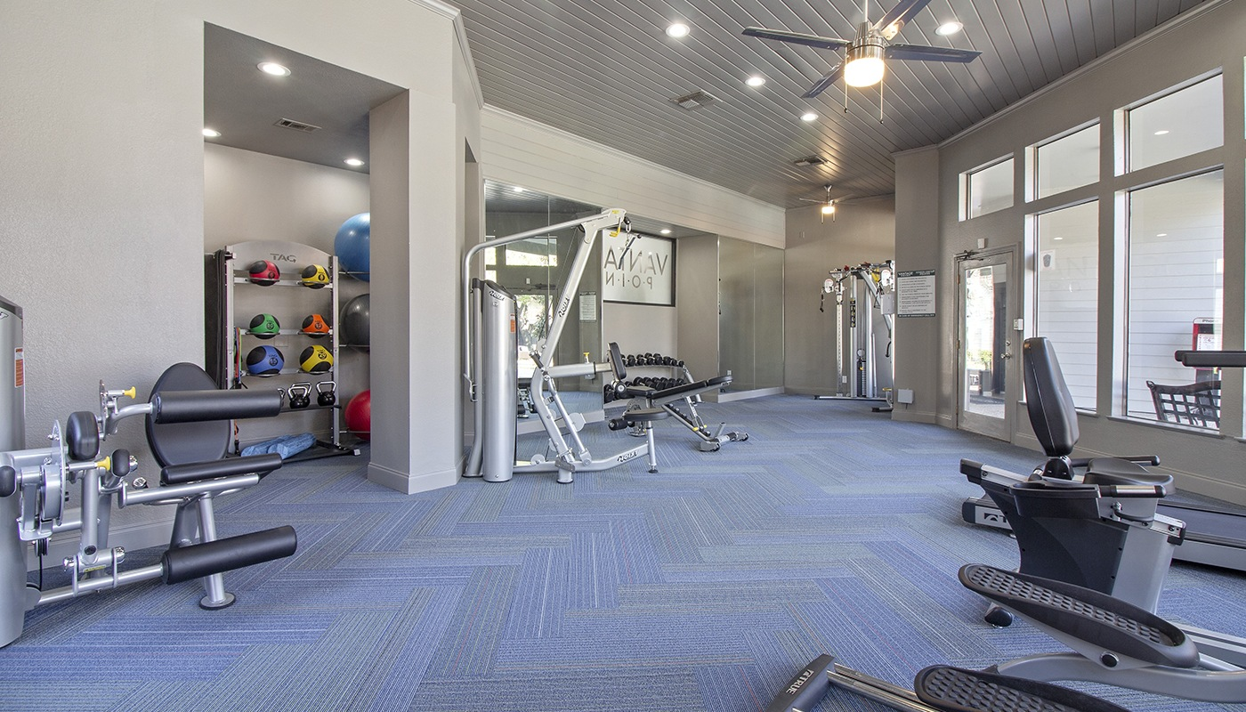 Vantage Point Fitness Center